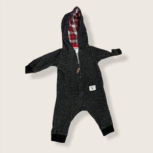 [$3/15] Little boys hooded jumpsuit